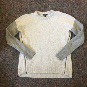 Wool J. Crew Sweater